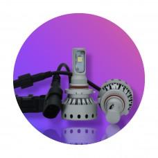 P9X LED főfényforrás Canbus HB3_9005