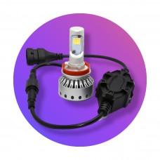 P9X LED főfényforrás Canbus H8_H11