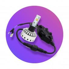 P9X LED főfényforrás Canbus H3