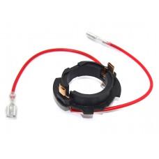 LED főfényforrás tartó clip VW GOLF 5