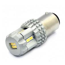LED fehér 12 SMD BA15s_1156