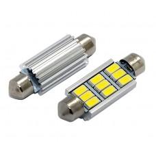 LED szofita fehér 44mm 9 SMD