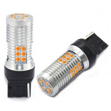 LED Piros Brutál 30SMD Canbus T20_7440