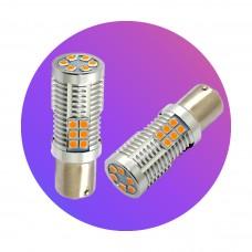 LED Fehér Brutál 30SMD Canbus 1156