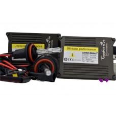 H8 6000K utólagos xenon szett (Siemens HID, Can-Bus kompatibilis 9-32V-ig)
