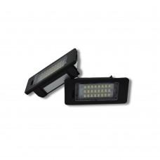 LED Rendszámtábla világítás szett Q5
