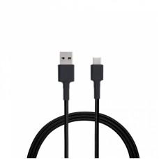 Xiaomi Mi Braided USB Type-C kábel 100cm - Fekete